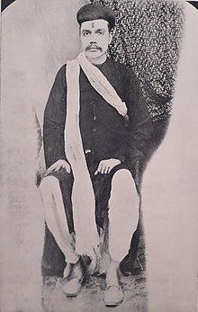 Manilal Dwivedi - Wikipedia