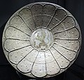 Manises, piatto con armoriale, 1480-1500 ca. 2.JPG