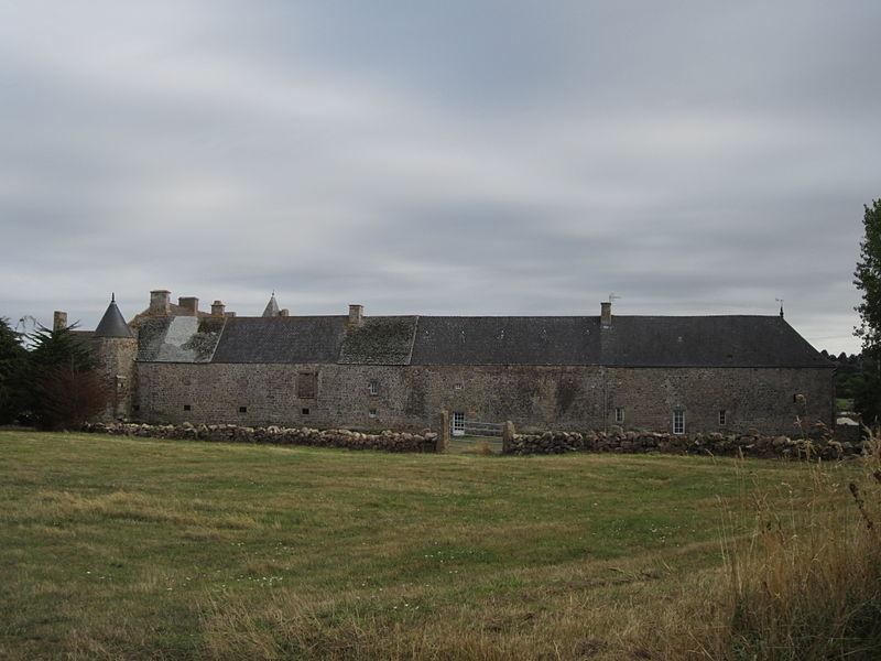 Manoir d'Inthéville, Fermanville