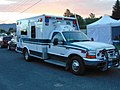 Manti ambulance in Manti, Utah, Jun 16.jpg