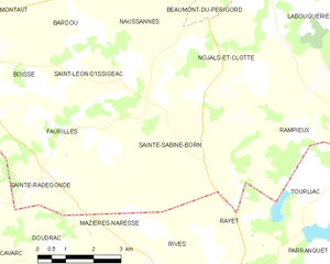 Map commune FR insee code 24497.png