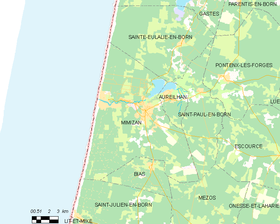 Map commune FR insee code 40184.png