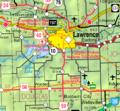 Map of Douglas Co, Ks, USA.png