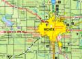 Map of Sedgwick Co, Ks, USA.png