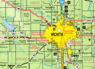 Garden Plain, Kansas City in Kansas, United States