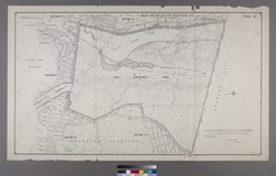 Map or Plan of Section 27. (Bounded by Broadway, Van Cortlandt Park South, Gun Hill Road, Jerome Avenue and Mount Vernon Avenue.) NYPL1526461.tiff
