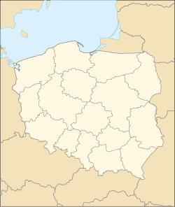 Bydgoszcz is located in Poland