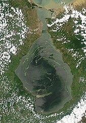 NASA Visible Earth: Lake Maracaibo, Venezuela