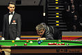Marcel Eckardt and Ryan Day at Snooker German Masters (Martin Rulsch) 2014-02-01 01.jpg