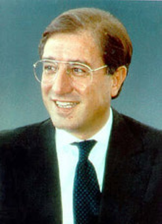Marcello Dell'Utri - Dell'Utri as deputy in 1996.