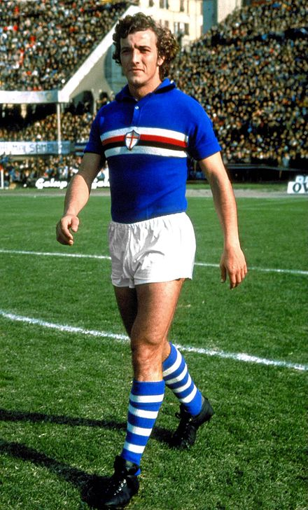 Lippi with Sampdoria in 1972 Marcello Lippi at Sampdoria, 1972.jpg