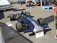 Petersons March 702 der Formel-2-Saison 1970