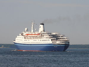 Marco Polo departing Tallinn 2 August 2012.JPG