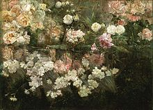 Maria Oakey Dewing - Garden in May (1895).jpg