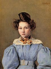 Portrait of Marie-Louise Laure Sennegon