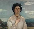 Marie Elisabeth Brüstlein, painted by Ernst Stückelberg, 1866.png