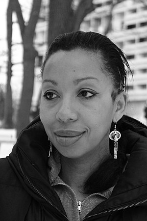 Marie NDiaye - Image: Marie N Diaye 01
