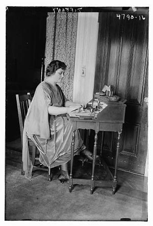 Marie Tiffany - Marie Tiffany in 1919