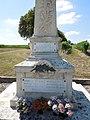 Marignac (Charente-Maritime), Resistance Memorial.jpg