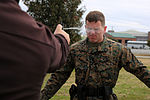 Marines feel the burn during OC spray training 150306-M-RH401-038.jpg