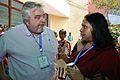 Mark Taylor and Sudakshina Mukherjee - Kolkata 2014-02-13 2485.JPG