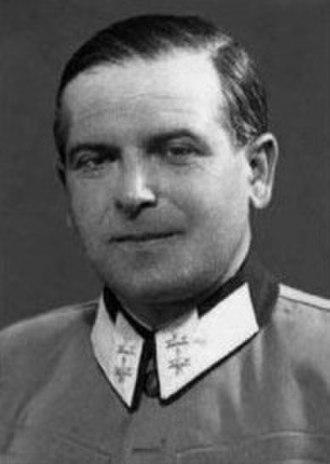 Marko Mesić (soldier) - Image: Marko Mesić