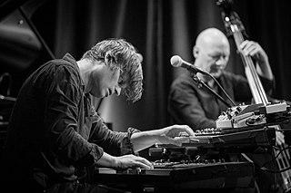 Martin Hederos Swedish musician