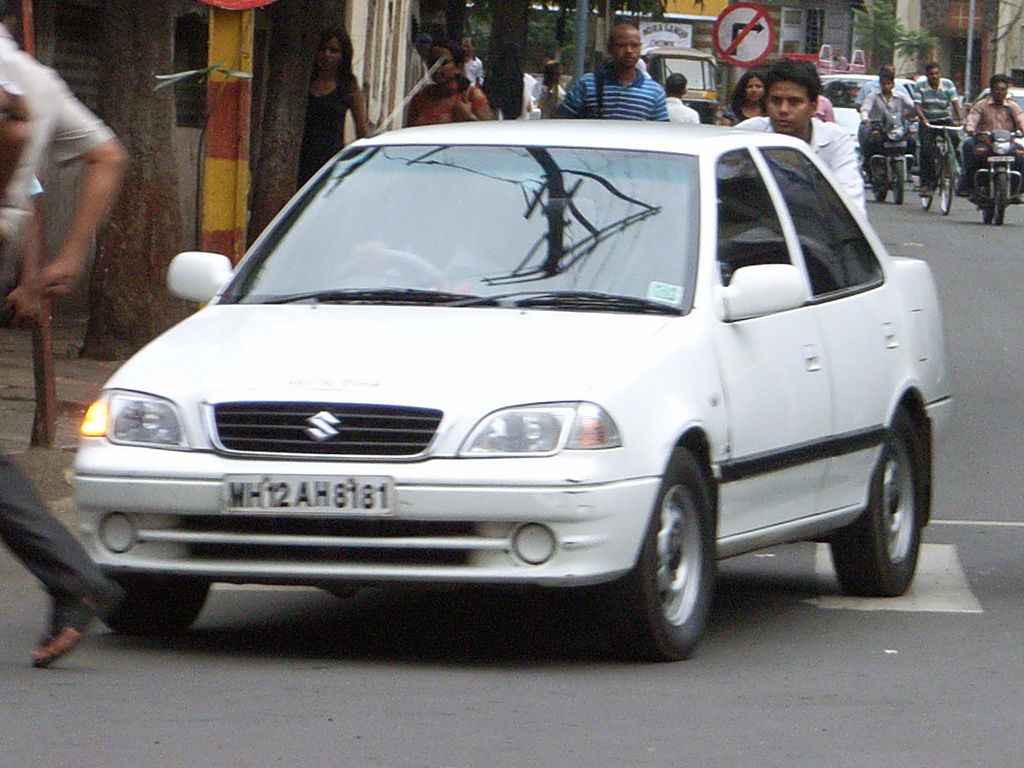 Maruti Suzuki Esteem