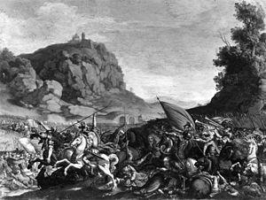 Marzio di Colantonio - Alexander the Great in His Conquest of Asia by Marzio di Colantonio, Walters Art Museum, 1620