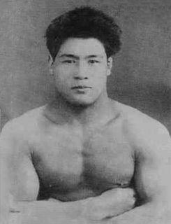 Masahiko Kimura Japanese judoka and professional wrestler