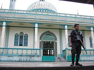 Bacolod-Kalawi Municipality in Bangsamoro Autonomous Region in Muslim Mindanao, Philippines