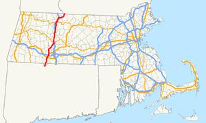Massachusetts Route 10 - Image: Massachusetts Route 10