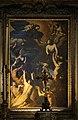 Massimo stanzione, madonna e le anime purganti (1638-42), entro altare di dionisio lazzari, 1655-69, 01.jpg
