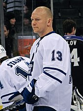 170px-Mats_Sundin_2008 Mats Sundin NHL Toronto Maple Leafs Vancouver Canucks