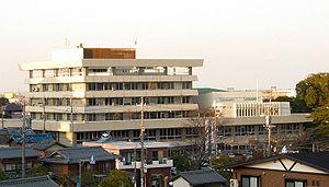 Matsusaka, Mie - Matsuzaka City Hall