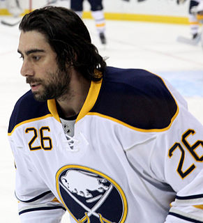 Matt Moulson Canadian ice hockey player