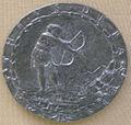 Matteo de' pasti, medaglia di benedetto de' pasti, suo fratello, 1440 ca, verso.JPG