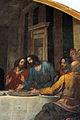 Matteo rosselli, ultima cena, 1613-14, 07.JPG
