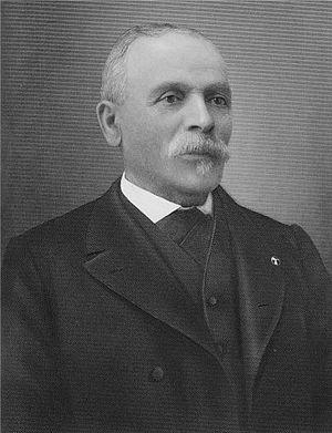 San Diego mayoral election, 1891 - Image: Matthew Sherman