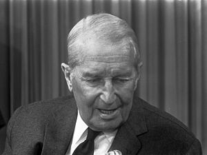 The Aristocats - Maurice Chevalier (pictured here) was brought out of retirement to sing the title song.