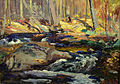 Maurice Cullen - Autumn, Wildcat Creek.jpg