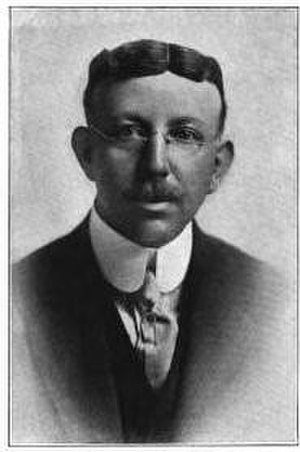 Joseph Francis Sartori - Maurice S. Hellman