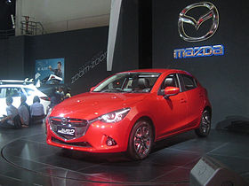 Image illustrative de l'article Mazda 2