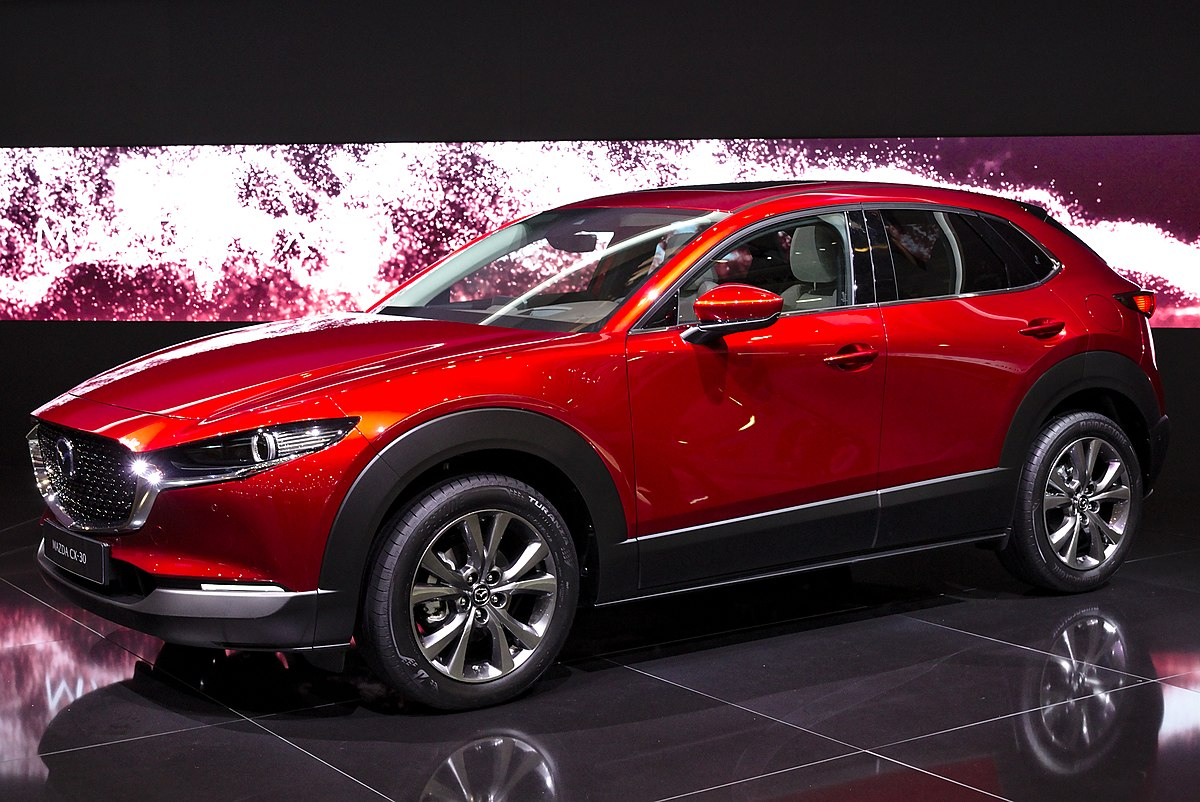 mazda cx 30 wikipedia. Black Bedroom Furniture Sets. Home Design Ideas