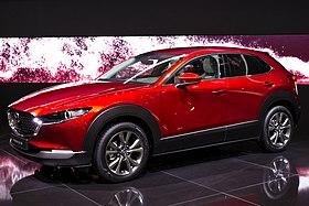 Mazda CX-30 - Wikipedia