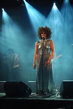 Measha Brueggergosman - Measha Brueggergosman performing September 2009