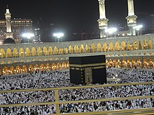 Where Is Mecca