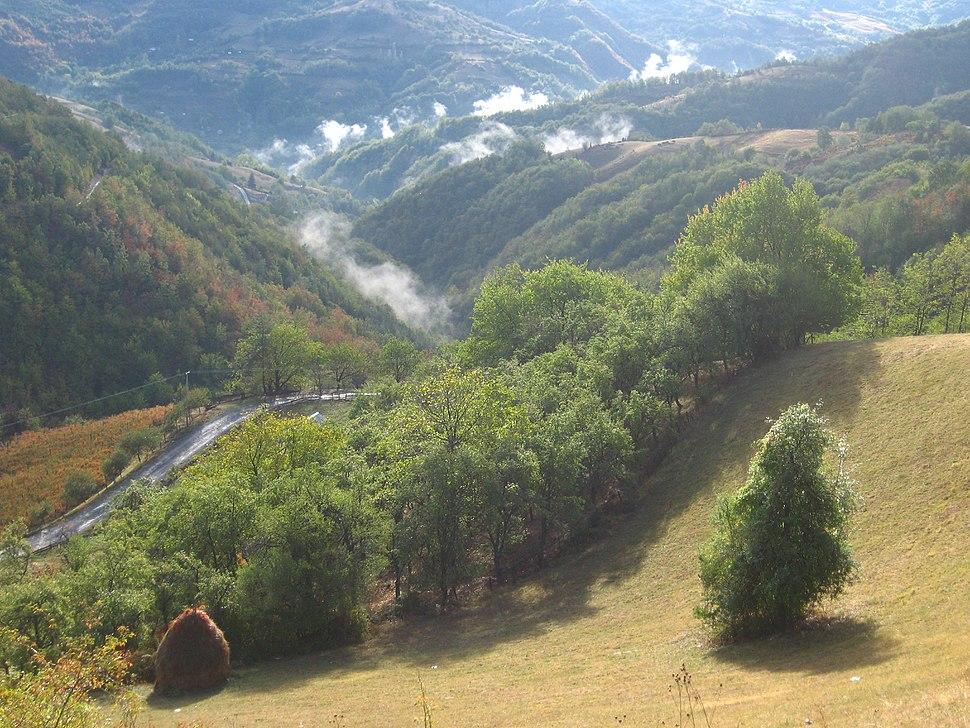 Medvednik - zapadna Srbija - Dolina Velike i Male reke u jesen 5