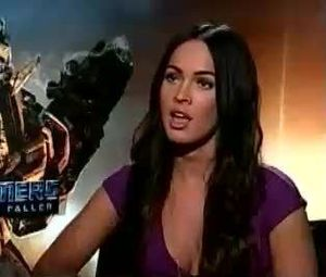 Megan Fox speaks about working with the milita...