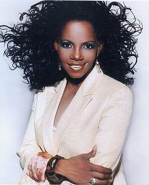 Melba Moore - Moore in 2005